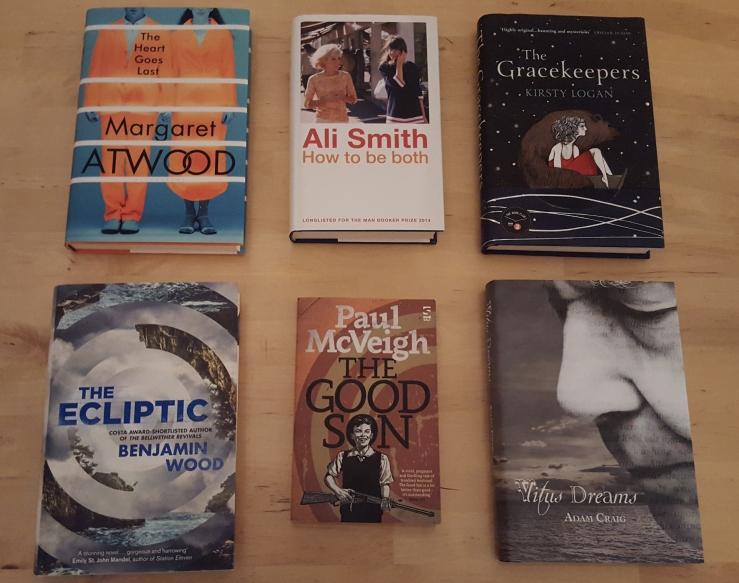 Top 2015 Novels