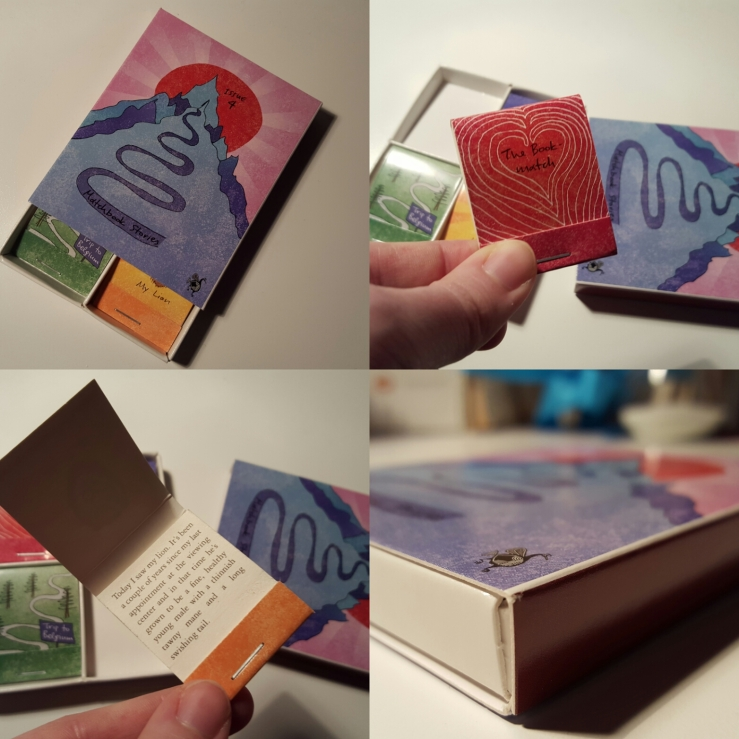 Matchbook Stories
