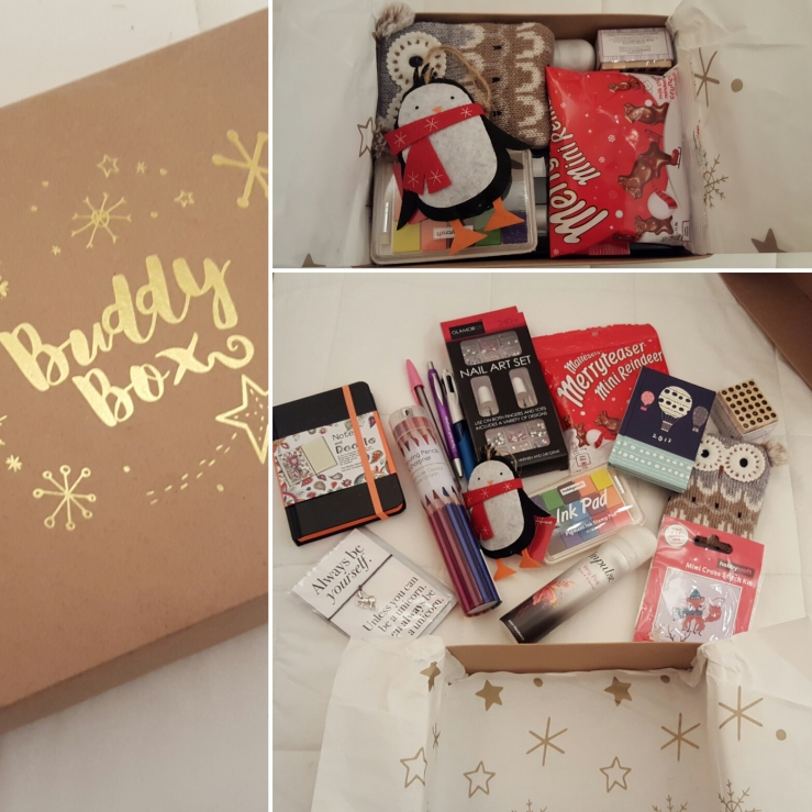 Box for Give and Makeup